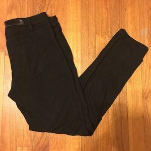 Calvin Klein Black Legging Pants